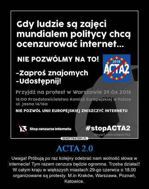 ACTA 2.0